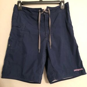 Men's Patagonia Board Shorts size 28 Blue